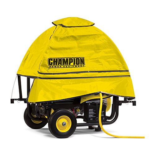 Champion 7500-Watt Dual Fuel Portable Generator with